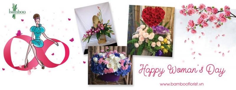 Cửa hàng hoa nhiệt đới Bamboo Florist