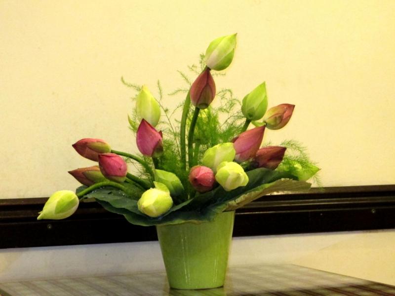 Hoa tươi, giá rẻ tại cửa hàng hoa tươi Cường Đạt
