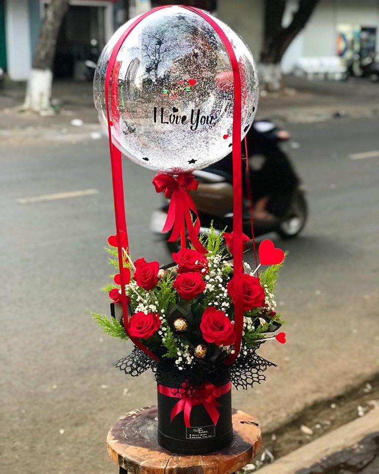 Cửa hàng hoa tươi Love Flower Pleiku