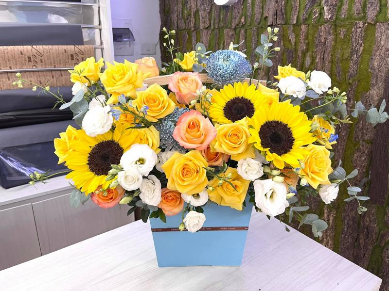 Cửa hàng hoa tươi Nga Flower