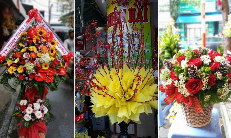 Sản phẩm của hoa tươi Thiện Hải