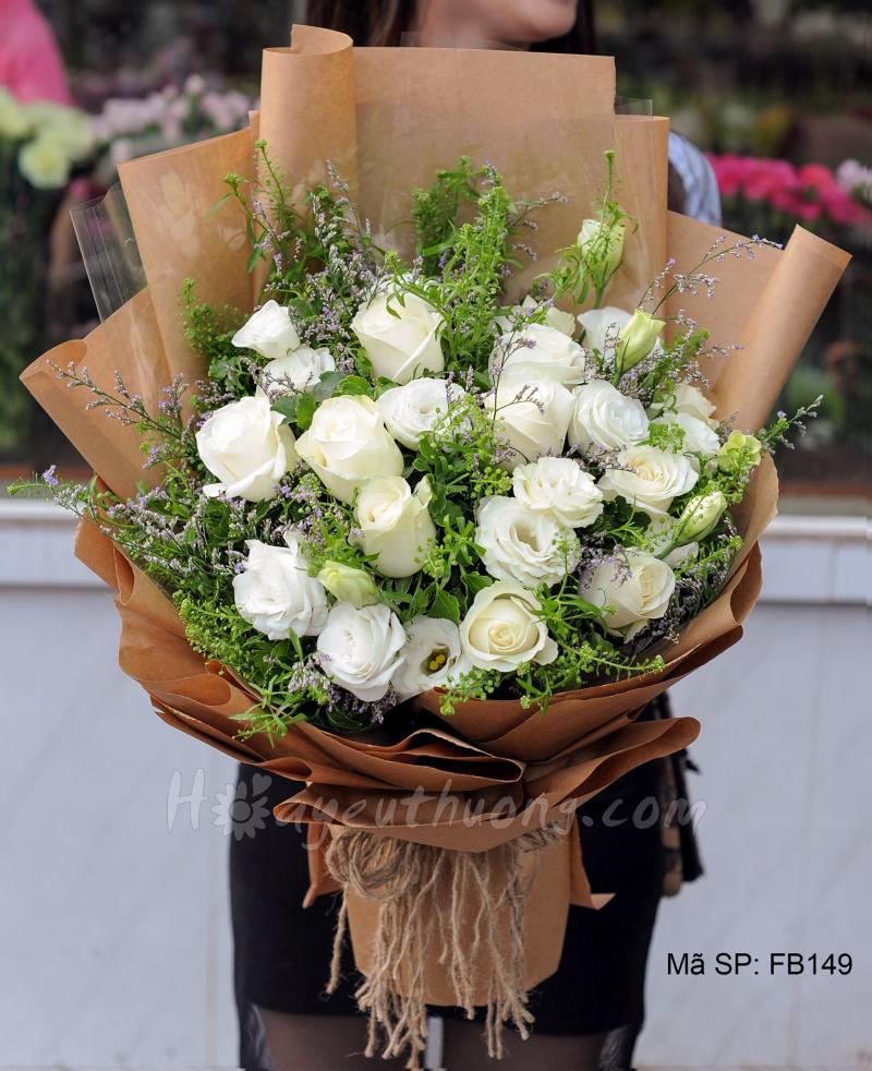 Cửa hàng hoa Yêu Thương