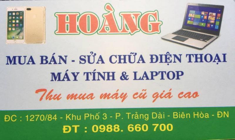 Cửa hàng Hoàng Mobile