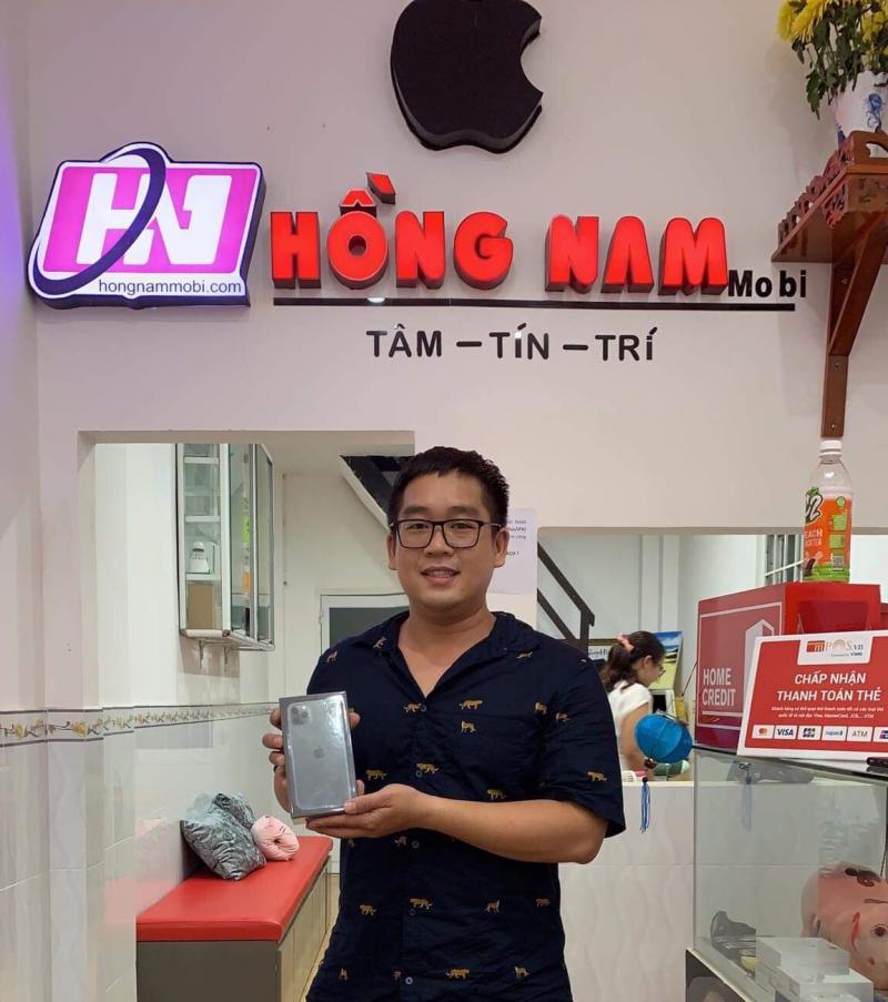 Cửa hàng HỒNG NAM Mobi