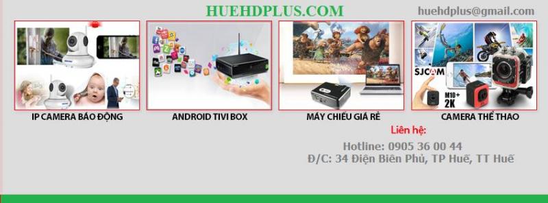 Cửa hàng Huehdplus