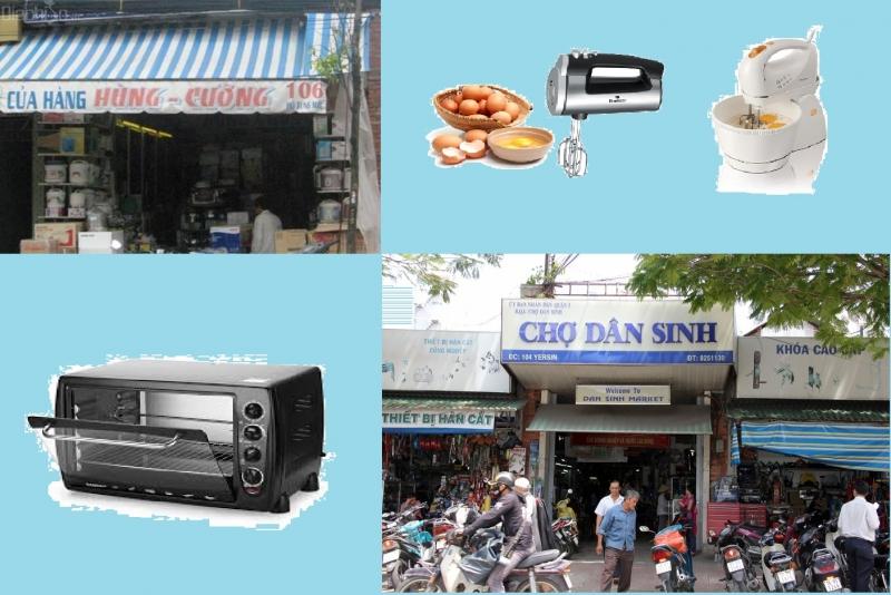 Cửa hàng Hùng Cường
