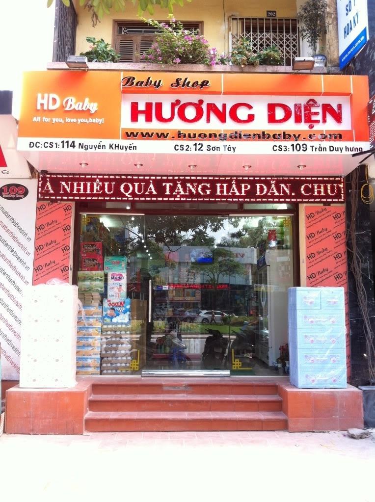 Cửa hàng Hương Diện baby