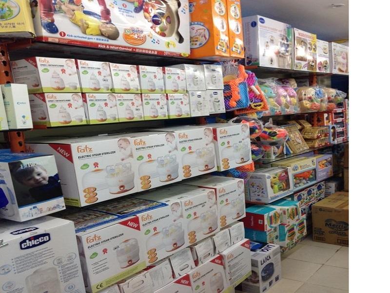 Cửa hàng Kids plaza