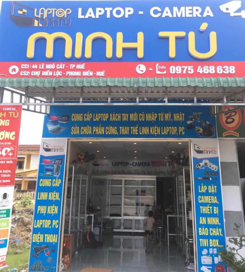 Cửa hàng Laptop Camera Minh Tú