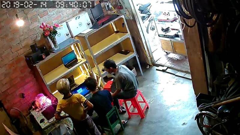 Cửa hàng Laptop cũ LHP