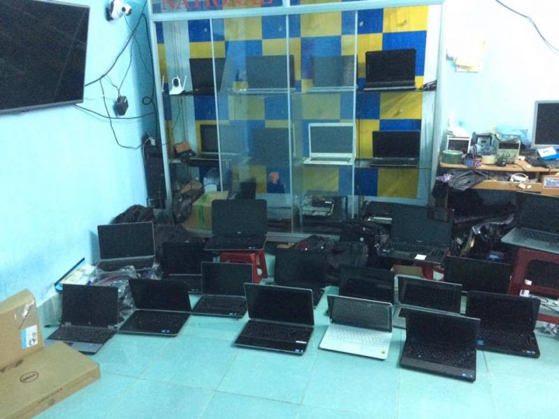 Cửa hàng Laptop Minh Tú