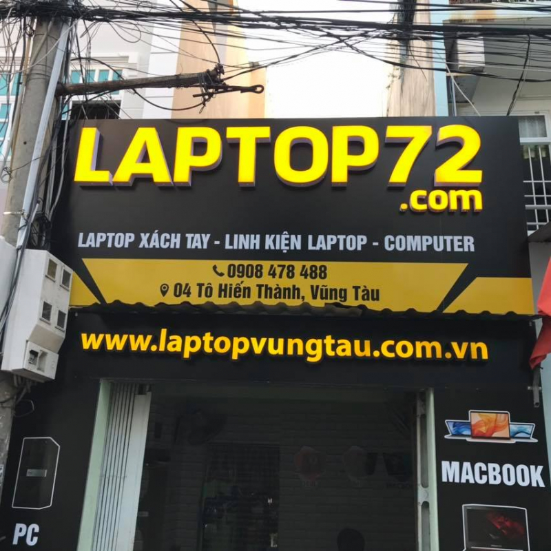Cửa hàng Laptop72.com