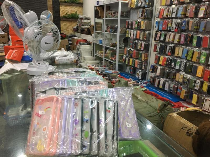 Cửa hàng linh kiện điện thoại Hoàng Thắng