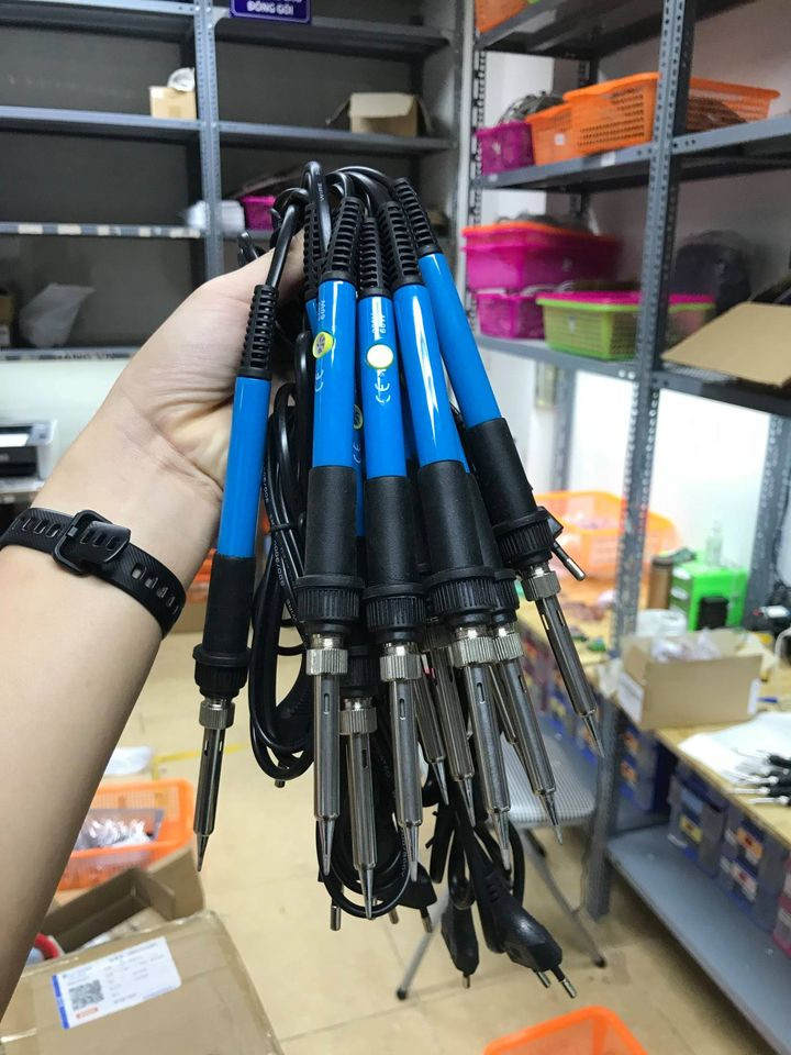Cửa hàng linh kiện điện tử Minh Hà
