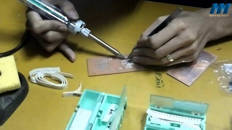 Cửa hàng linh kiện điện tử TuHu