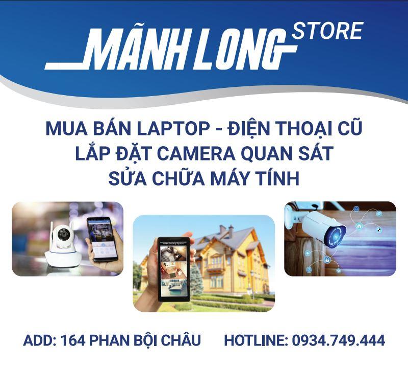 Cửa hàng Mãnh Long