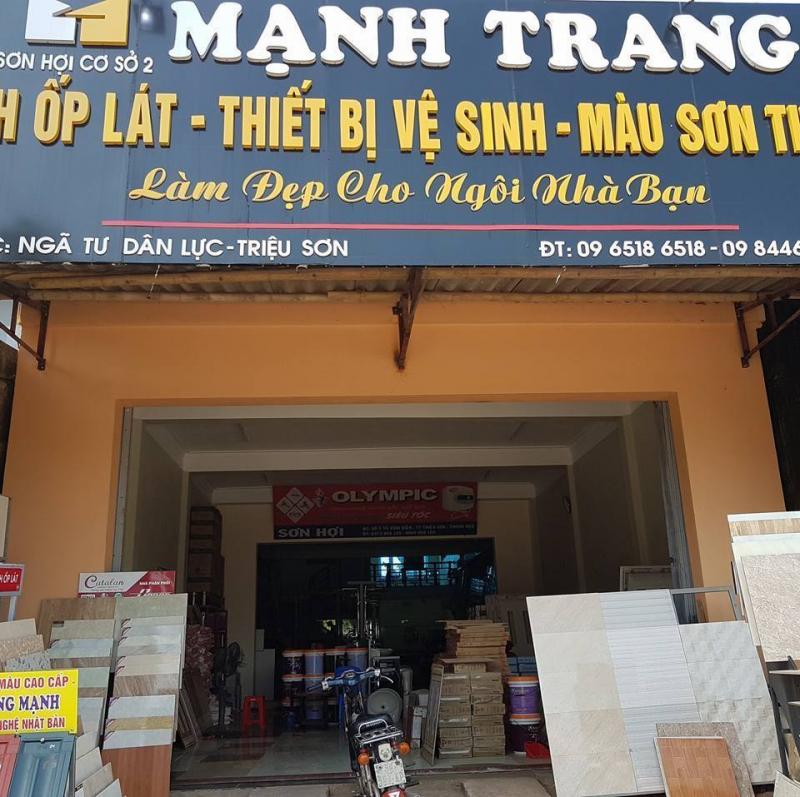 Cửa hàng Mạnh Trang