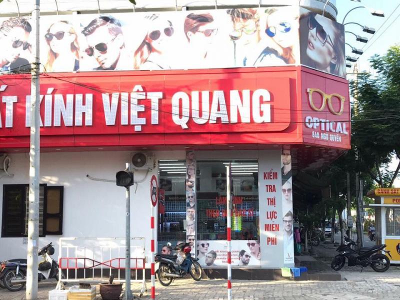Cửa hàng kính Việt Quang