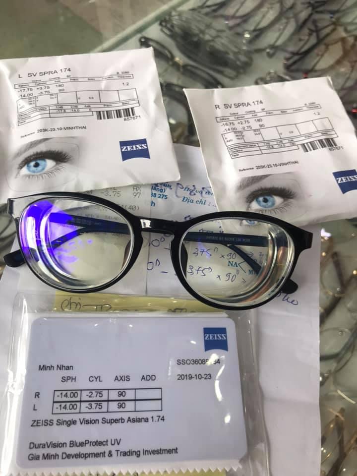 Cửa hàng mắt kính Vĩnh Thái