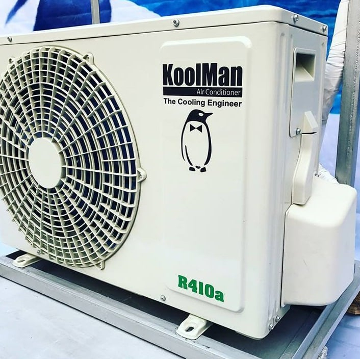 Máy lạnh cũ Lê Pham