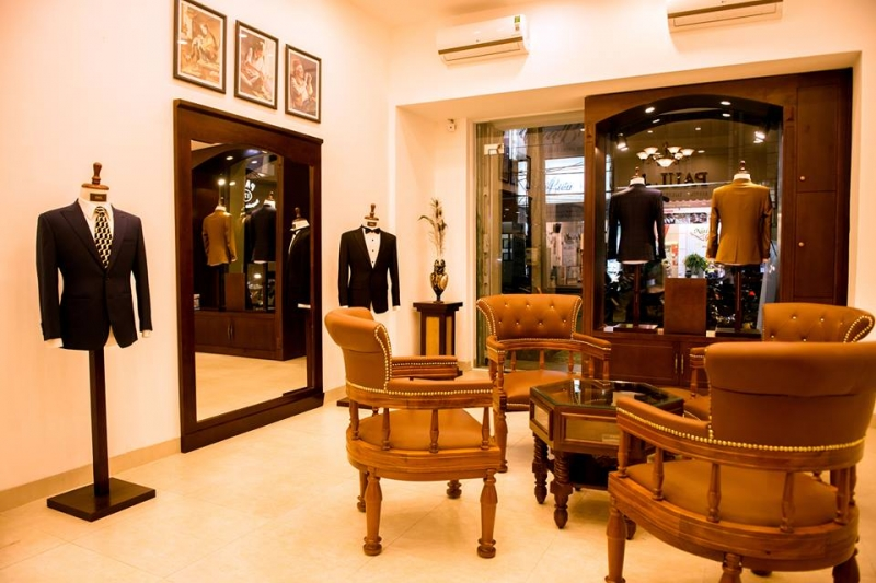 Cửa hàng may vest  PAUL Bespoke Tailoring