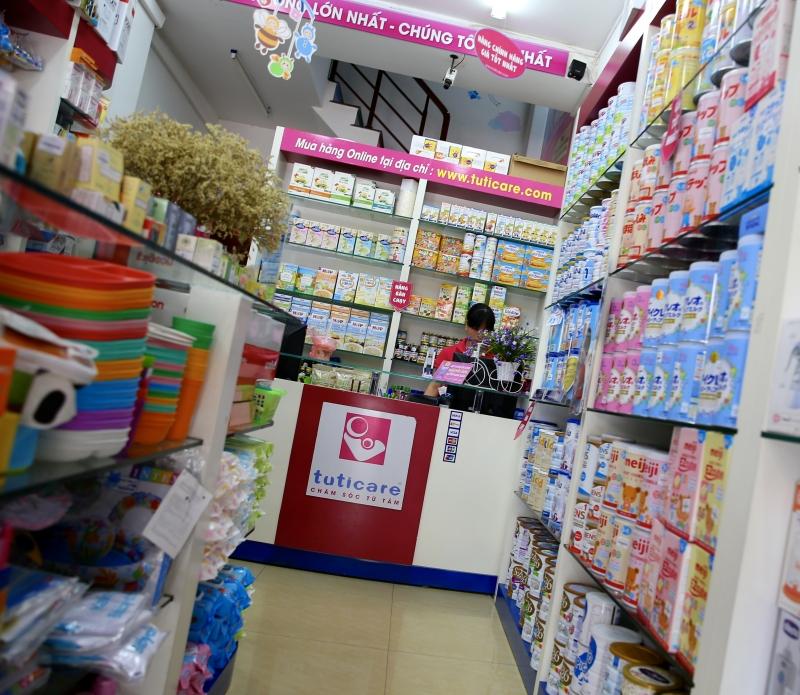 Cửa hàng Mẹ & bé Tuticare