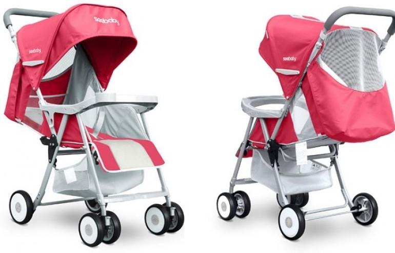 Một mẫu xe ̣đẩy em bé của Cửa hàng Mẹ Và Bé 1080