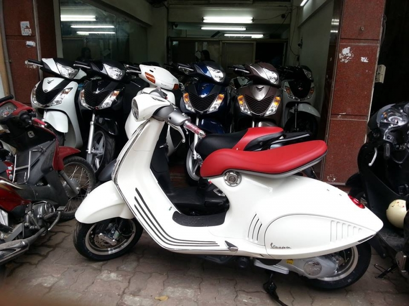Cửa hàng mua bán xe máy cũ Kim Ngân