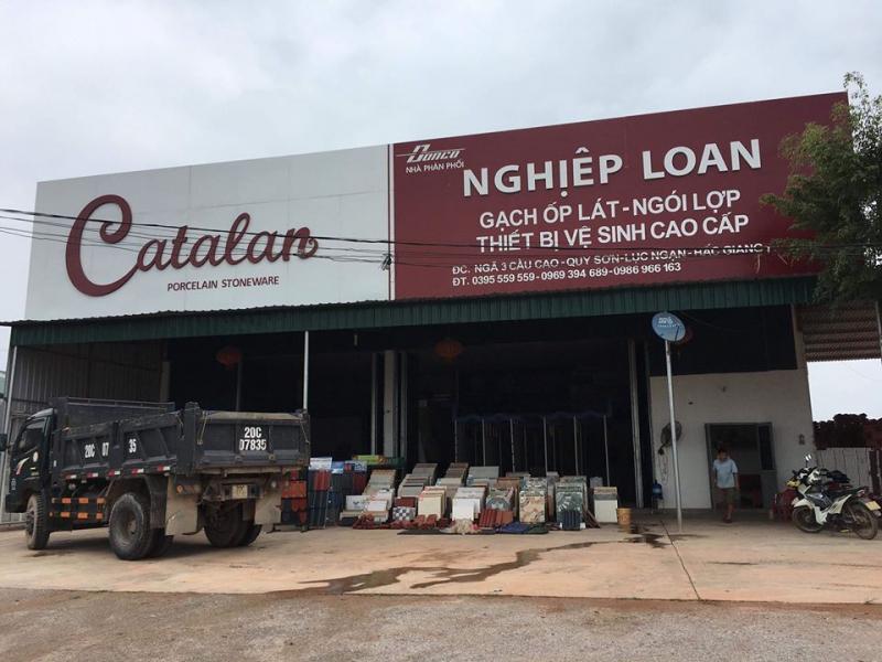 Cửa hàng Nghiệp Loan