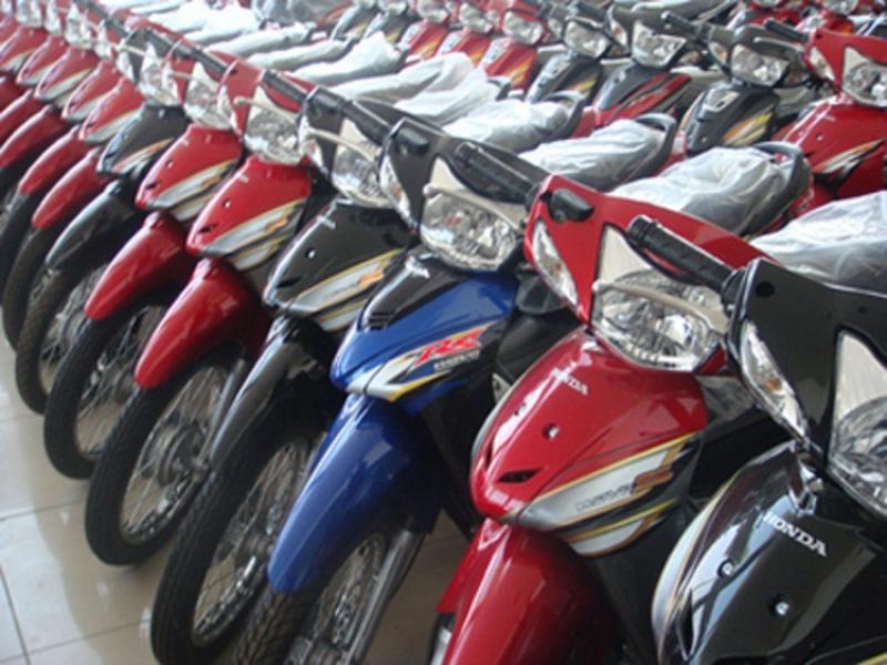 Một số dòng xe Honda mà cửa hàng cung cấp