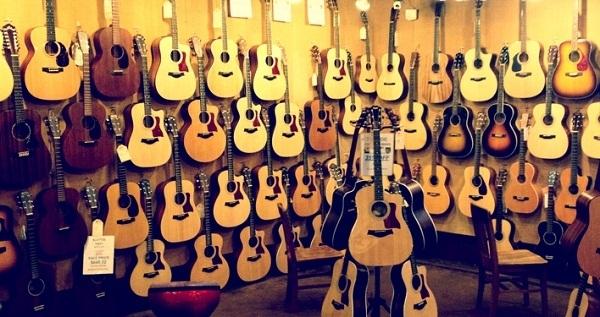 Nhạc cụ đẹp ngày càng khẳng định được vị thế của mình\