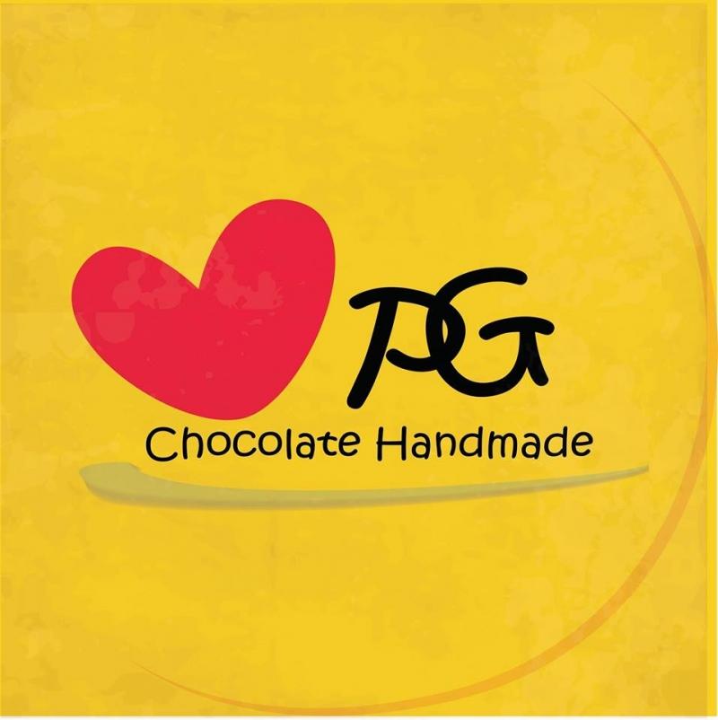 Logo thương hiệu PG Chocolate Handmade