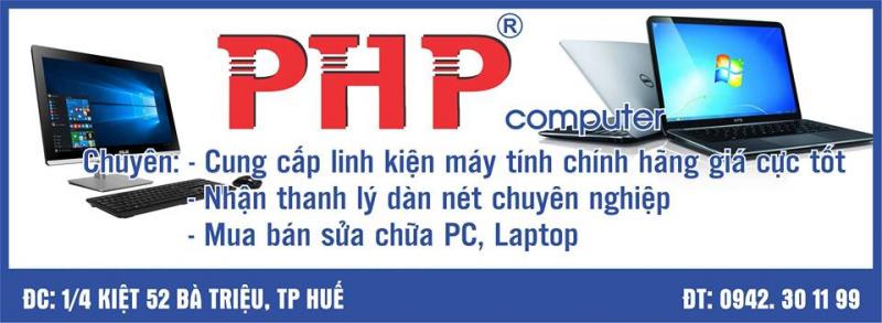 Cửa hàng PHP Computer