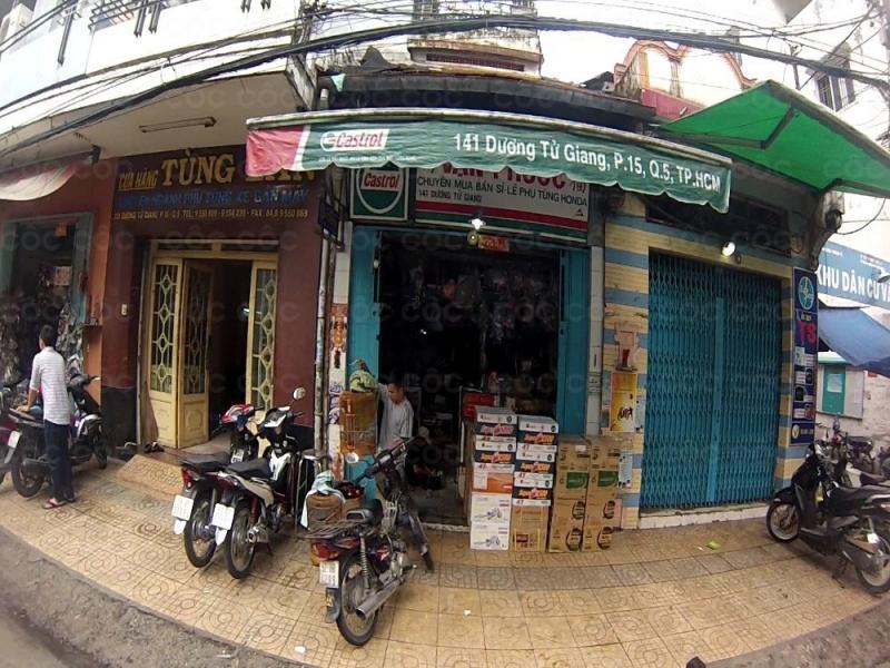 Cửa hàng phụ tùng xe máy Vạn Phước