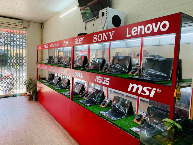 Cửa hàng Quang Trung Laptop