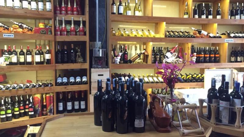 Cửa hàng rượu 39