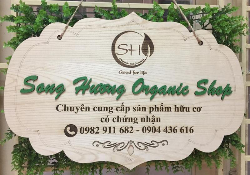 Cửa hàng Song Hương Organic