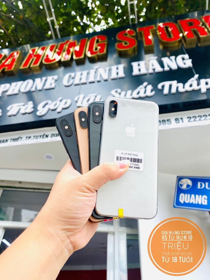 Cửa hàng sửa chữa điện thoại Gia Hưng Store