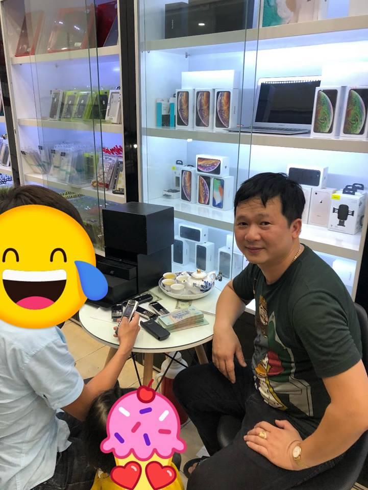 Cửa hàng sửa chữa điện thoại Long Thành Mobile