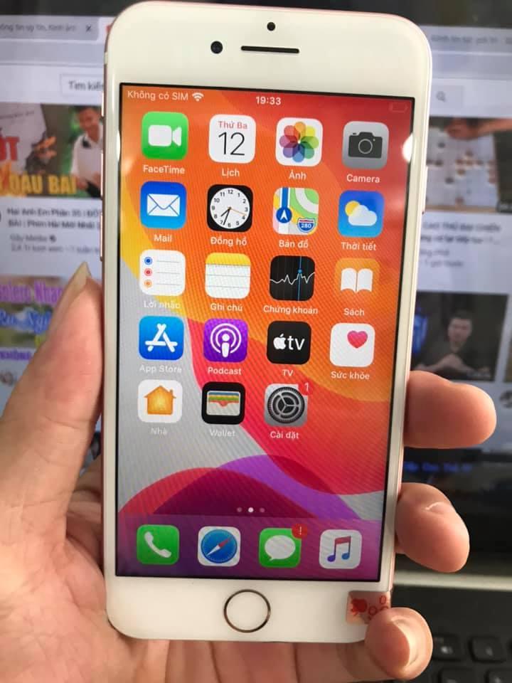 Cửa hàng sửa chữa điện thoại Long Thịnh Mobile