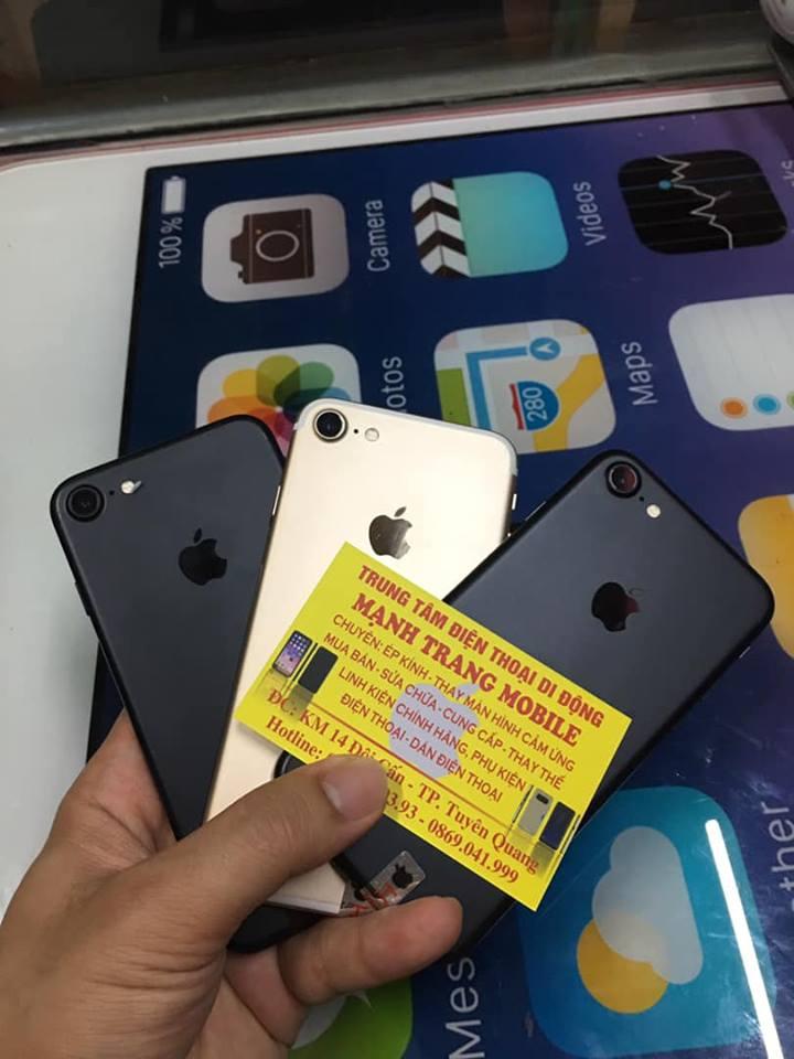 Cửa hàng sửa chữa điện thoại Mạnh Trang Store