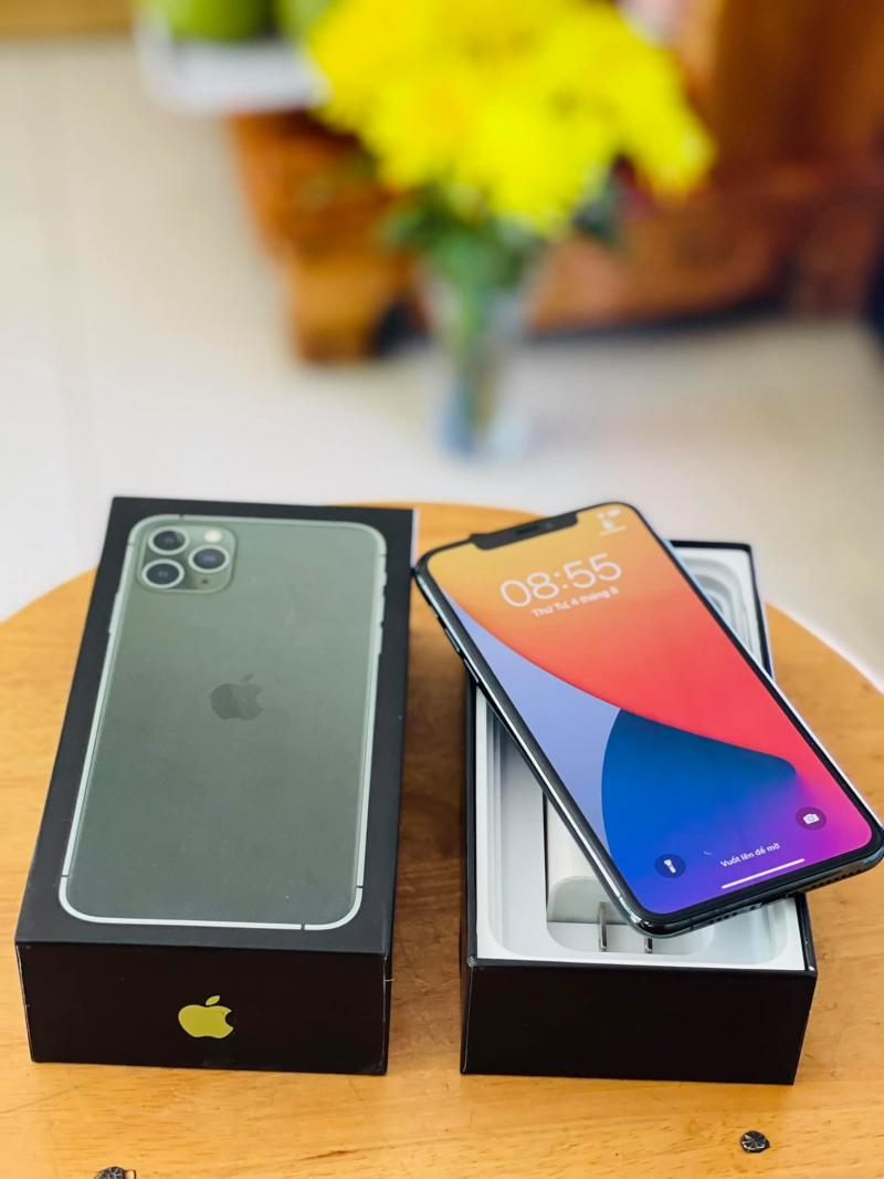 Cửa hàng sửa chữa điện thoại Minh Huy Apple