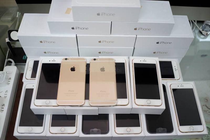 Cửa hàng sửa chữa điện thoại Minh Thắng Mobile