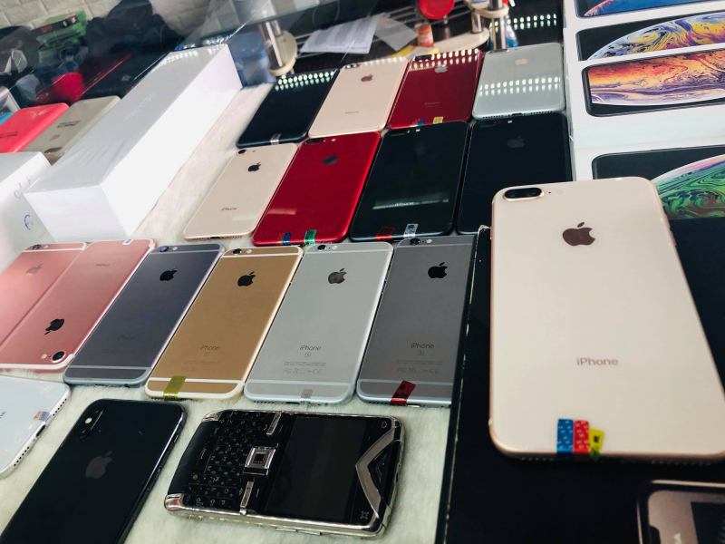 Quang Trung Apple Store