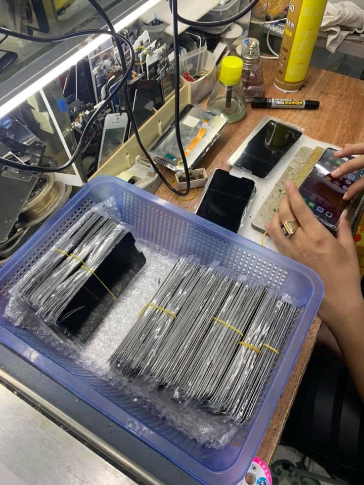 Cửa hàng sửa chữa điện thoại TechMobile