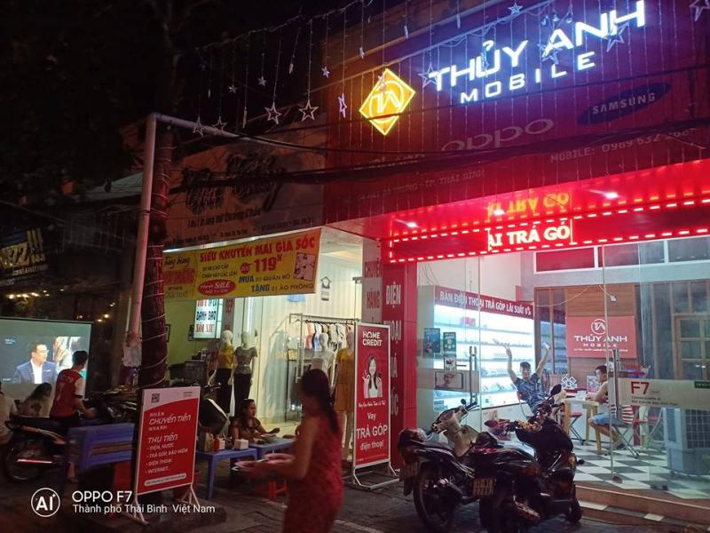Cửa hàng sửa chữa điện thoại Thủy Anh Mobile