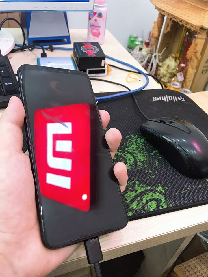 Cửa hàng sửa chữa điện thoại Trung Nguyện Mobile