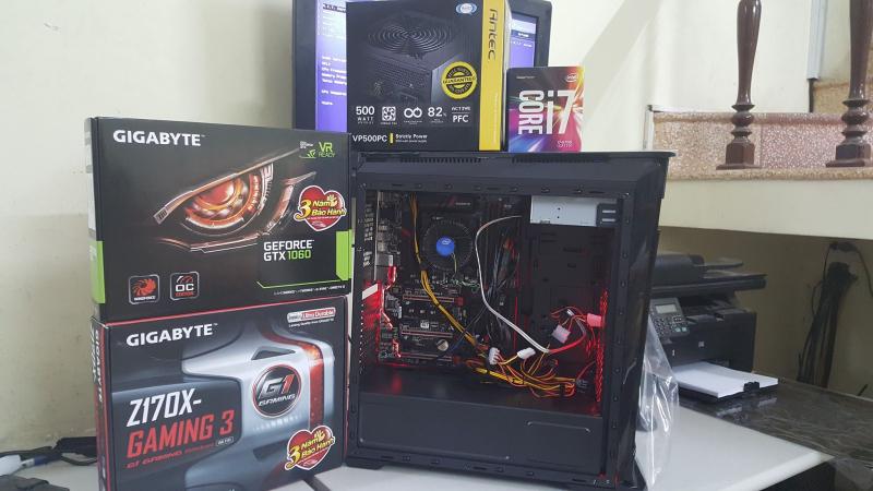 Cửa hàng sửa máy tính Bách Thành