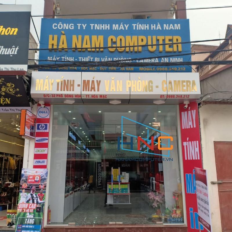 Cửa hàng sửa máy tính Hà Nam Computer