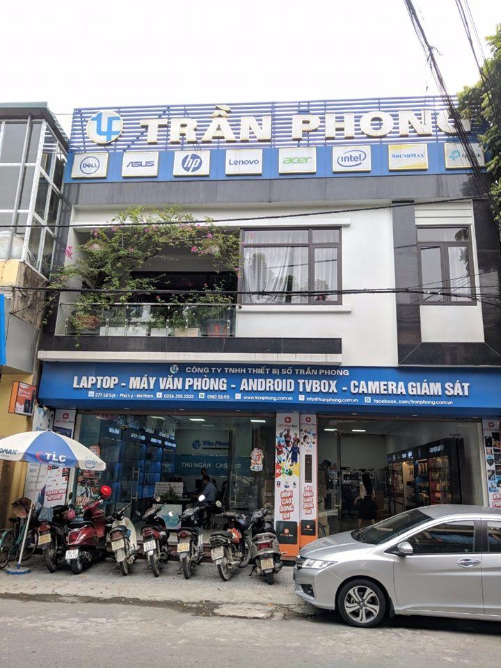 Cửa hàng sửa máy tính Trần Phong